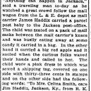 Fotografie z dob, kdy ještě posílat děti poštou nebylo nelegální - mailing-babies (2)