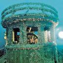 """92 let leží pod vodou lodní vrak s automobilem stále """"zaparkovaným"""" na palubě - _methode_times_prod_web_bin_16ebabbe-eda2-11e8-bea1-693d823de728"""