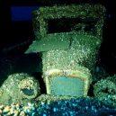 """92 let leží pod vodou lodní vrak s automobilem stále """"zaparkovaným"""" na palubě - n2kafs0spey21"""