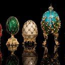 Fabergého vejce – jeden z nejvzácnějších ztracených pokladů - famous-easter-eggs-by-faberge-in-st-petersburg