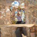 Arizonský Eliphant – manželé na jeho výstavbě strávili téměř 30 let - inside-eliphante