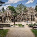 """Bizarní, ale úchvatný """"Le Palais idéal"""". Odhodlaný pošťák jej stavil sám po neuvěřitelných 33 let - a54fba28a52e1a08abbf54b09e629613"""