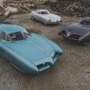 Legendární Alfa Romeo B.A.T. 5, 7, a 9 jdou do aukce - asf
