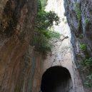 Vespasianův a Titův tunel perfektně drží i po 2000 letech - DGOecZTXUAAj4N_