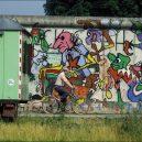 Fotografie Berlínské zdi ze Západního Berlína z let 1985-1986 - everyday-life-berlin-wall (11)