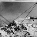 Roku 1933 se udál první přelet nad gigantickým Everestem - flying-over-everest (1)