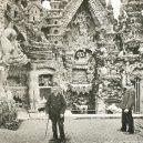 "Bizarní, ale úchvatný ""Le Palais idéal"". Odhodlaný pošťák jej stavil sám po neuvěřitelných 33 let - palais-ideal"