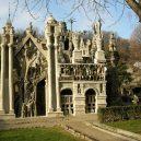 "Bizarní, ale úchvatný ""Le Palais idéal"". Odhodlaný pošťák jej stavil sám po neuvěřitelných 33 let - Palais-Idéal"