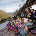 Natura Vive Skylodge Adventure Suites – noc 122 metrů nad zemí - 1562907253501