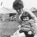 První světoznámá cirkusová diva – Lillian Leitzelová s českými kořeny - 1924-leitzel-dolly-jahn-photo-snaps-crop