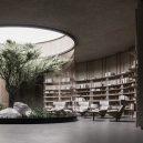 Underground House Plan B – přepychový dům pro soudný den - 5-1167×1200