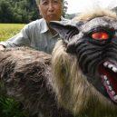 """Robotický """"Monster Wolf"""" straší japonské medvědy - 5781"""
