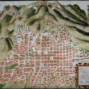 Samuel Fritz se v 17. století vydal na nebezpečnou misii do Amazonie - city-of-quito-in-1734-hispanoamerican-urbanism-18th-century-album