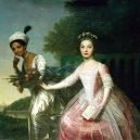 Dido Elizabeth Belle, černá otrokyně, která zemřela jako svobodná žena obklopená šlechtici - Dido_Elizabeth_Belle