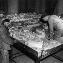 Dostavba poválečných Drážďan v unikátních historických snímcích - Rebuilding-Dresden (15)