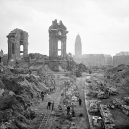 Dostavba poválečných Drážďan v unikátních historických snímcích - Rebuilding-Dresden (20)