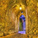 Původ a účel jeskyně plné mušlí zůstává mystériem - Shell-Grotto-Margate-1