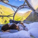 Natura Vive Skylodge Adventure Suites – noc 122 metrů nad zemí - Skylodge