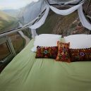 Natura Vive Skylodge Adventure Suites – noc 122 metrů nad zemí - skylodge-peru