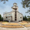 """Rotujicí vila """"Slunečnice"""" chytá sluneční paprsky - villa-girasole"""