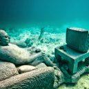 Kuriózní podmořské muzeum obývá stovky soch v životní velikosti - 000099f3