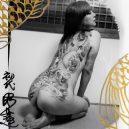 Za zavřenými dveřmi tetovaných žen členů japonské mafie - 1246393