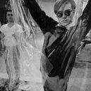 Neznámý Andy Warhol kamerou mladého britského fotografa - 1297000