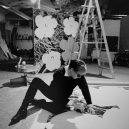 Neznámý Andy Warhol kamerou mladého britského fotografa - 1297005