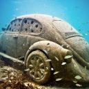 Kuriózní podmořské muzeum obývá stovky soch v životní velikosti - 41b92948a9f0f60731ea944976a50f15