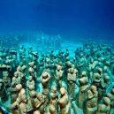 Kuriózní podmořské muzeum obývá stovky soch v životní velikosti - 5550ab096da811b90b7dced7