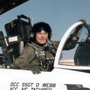 """""""Nejrychlejší muž na zemi"""" Chuck Yeager zemřel ve věku 97 let - AFP_8WN7RG-1"""