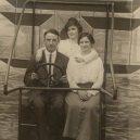 Šestnáctiletá Irka Kate Gilnaghová se domnívala, že tragédie Titanicu je běžná rutina - gilnagh_trio-H