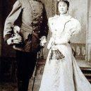 Micuko Aojama – jedna z prvních Japonek v Evropě žila v západních Čechách - Heinrich_Coudenhove-Kalergi_Mitsuko_Aoyama
