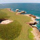 Playa del Amor – mexická pláž lásky, k níž se dostanete pouze za odlivu - Islas-Marietas