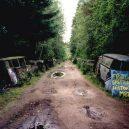 Pohřebiště veteránu v kouzelném švédském rašeliništi - Kyrkoe1