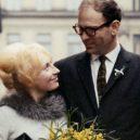 Gene Deitch – oscarový tvůrce Toma a Jerryho prožil přes 60 let v Praze - Manželé Deitchovi  svatba