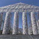 100 tisíc zakázaných titulů stvořilo repliku antického Parthenónu v životní velikosti - parthenon-0607-e1496853753768-1