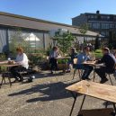 Rotterdamský Culture Campsite nabízí oázu uprostřed města - Sleeping-Pod-at-Culture-Campsite-in-Rotterdam-8
