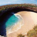 Playa del Amor – mexická pláž lásky, k níž se dostanete pouze za odlivu - SPFMTL6VYVGL5CBLU5RGN3EHPQ