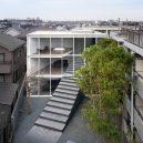 """Japonskému domu """"Stairway House"""" dominuje obří schodiště - stairway_house02_daici_ano"""