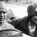 Zamilovaní manželé Junkovi ovládli (nejen) český automobilismus. Konec nastal tragickou smrtí jednoho z nich - Vincenc-and-Eliska