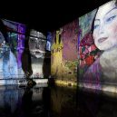 Bassins de Lumières – největší digitální umělecká galerie světa v prostoru bývalé ponorkové základny - bassins-de-lumieres-digital-art-gallery-bordeaux-france-info-5