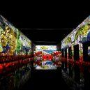 Bassins de Lumières – největší digitální umělecká galerie světa v prostoru bývalé ponorkové základny - bassins-de-lumieres-digital-art-gallery-bordeaux-france-info-7