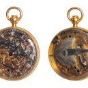 Nejdražší hodinky světa jejich majitelka nikdy nespatřila - The+'Marie+Antoinette',+perpétuelle,+Breguet,+No.+160,+Paris,+1783-1820.+(Front+and+Back)