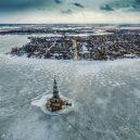 Kaljazinská zvonice – zatopená připomínka předstalinovské éry - 800wm