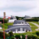 Équihen-Plage – místo, kde se žije v obrácených lodních trupech - Equihen-1