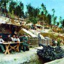 Hildenbrandovy fotografie zachytily první světovou válku v reálné barvě - Hans_Hildenbrand (4)