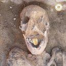 Mumie se zlatým jazykem překvapila archeology - J3jQNThJKZbgnbtSY7hUDb