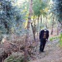 Nevábné místo plné odpadků přeměnil senior v zelený les - 5fcf410667b0a90ff4d35bfd