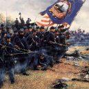 Jacob Miller – voják Unie, který žil s kulkou mezi očima - ap_middleton_painting_04032015